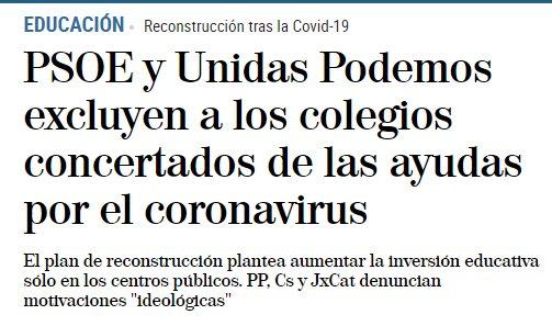 PSOE y Unidas Podemos Foto