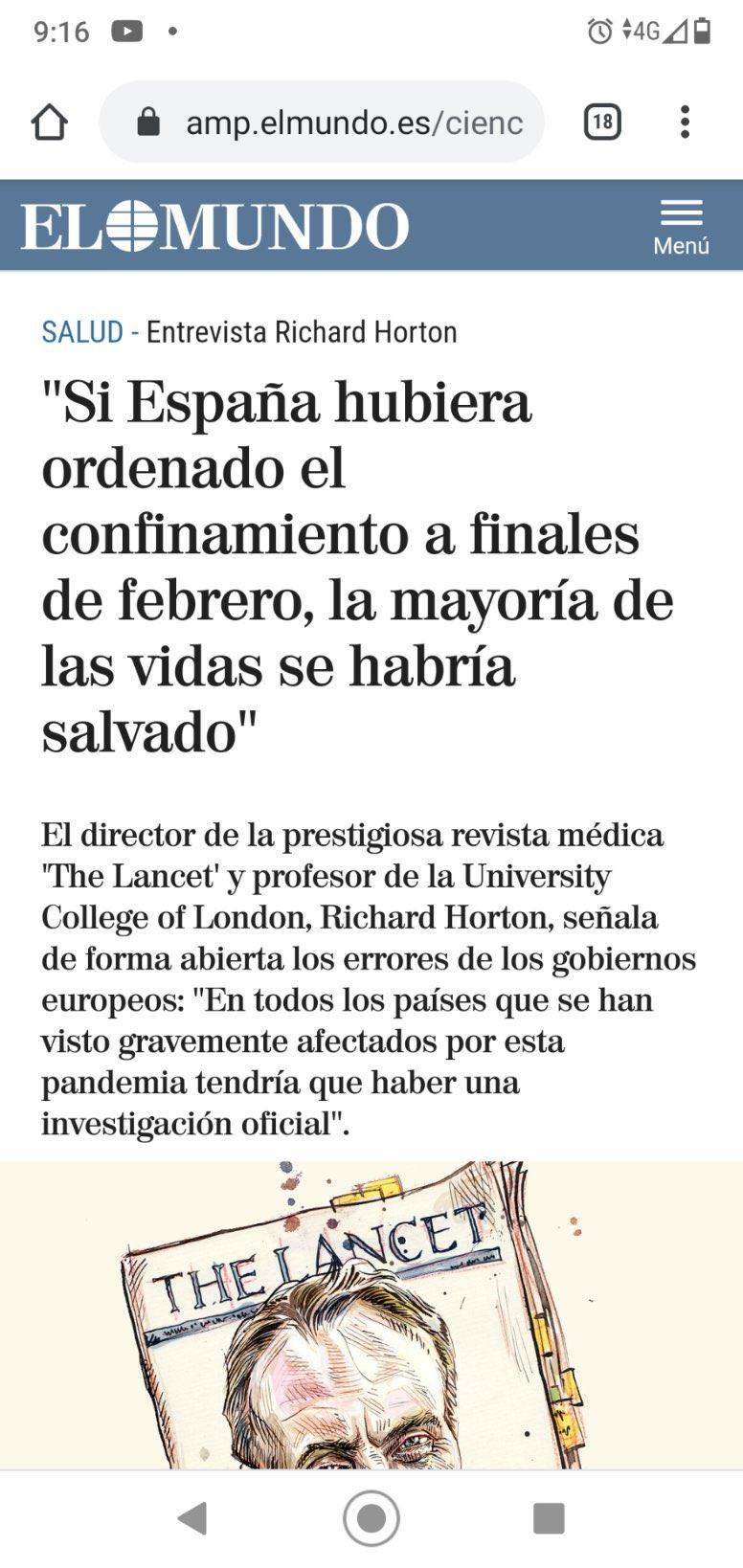 The Lancet Foto