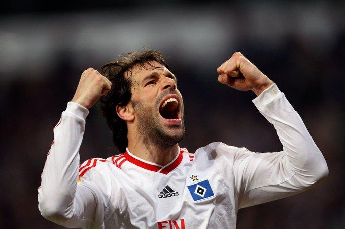 Happy birthday, Ruud van Nistelrooy!  |