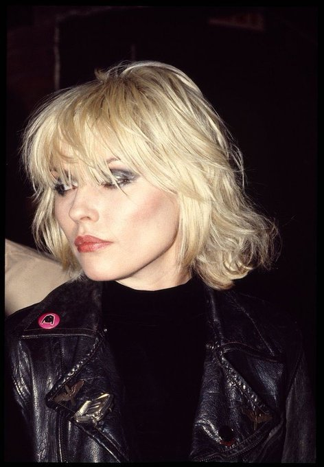Happy 75th Birthday to the iconic Debbie Harry   1 July 1945