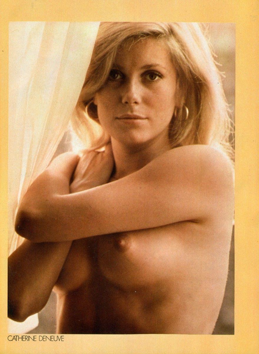 Catherine deneuve fake nudes