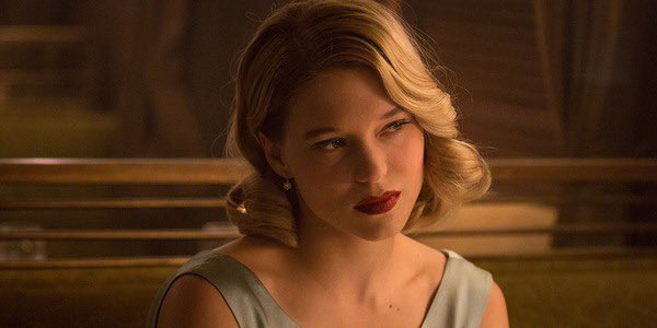 Happy 35th birthday Léa Seydoux! We ll try not to stare... too much...