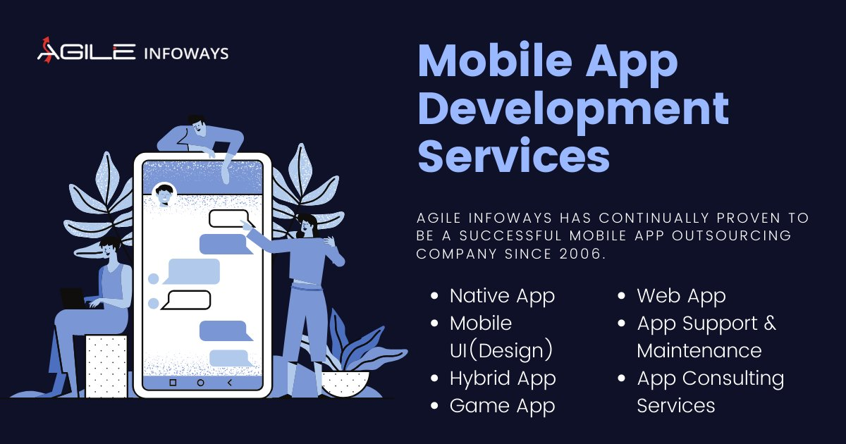 Our #mobileappdevelopers transform your idea into solid realities using mobile app development services.  #code #CodeLearnDelete #100DaysOfCode #android #iPhone #mobileui #webapp #gamedev #game #gameappdevelopment #mobileapplications #program #programming #nativeapp <br>http://pic.twitter.com/9f50GhETIu