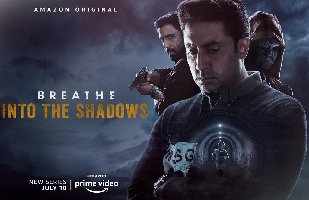 A mysterious game is about to begin! #BreatheIntoTheShadows Trailer Live Premiere at 12 pm, set your reminder. youtu.be/nxE-k2MLQIA @PrimeVideoIN @BreatheAmazon @juniorbachchan @TheAmitSadh @SaiyamiKher @mayankvsharma @vikramix @Abundantia_Ent