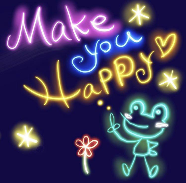 Make you happy #iPad #illustration pic.twitter.com/ml8xIHj0oV