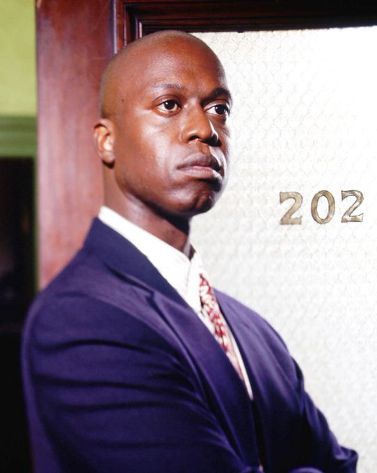Happy 58th Birthday to      ANDRE BRAUGHER