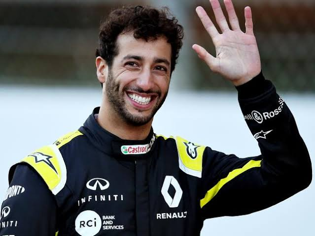 Happy 31st Birthday to Daniel Ricciardo, the Honey Badger!!
