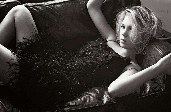 Happy 35th Birthday to French Goddess Lea Seydoux.