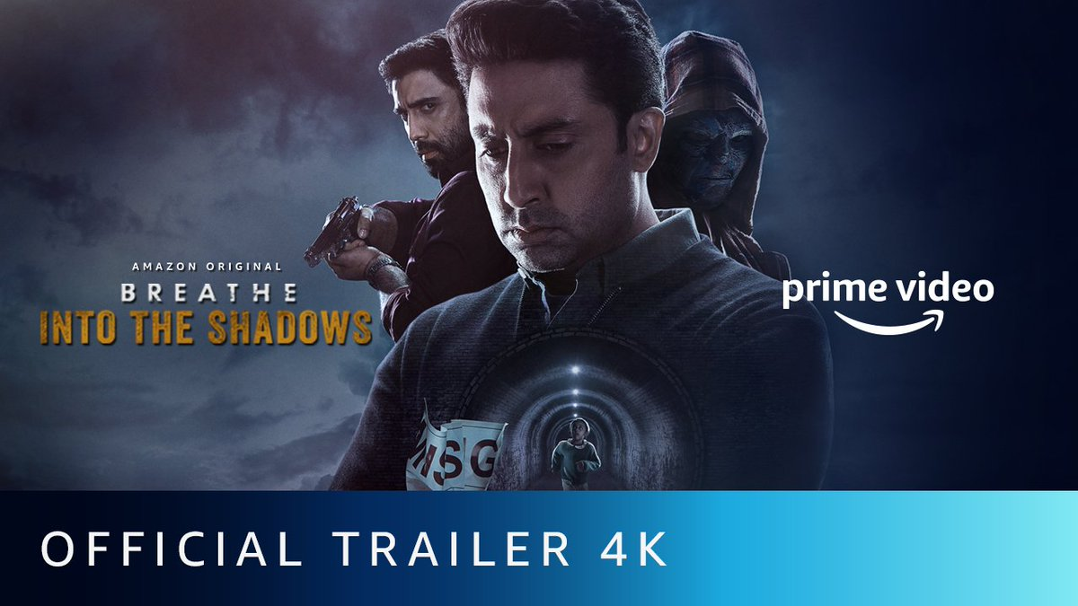 #BreatheIntoTheShadows Trailer Out Now !! 👏😀 Heres the link 👇 so excited for you all to watch it! youtu.be/nxE-k2MLQIA New Series, July 10 :) @PrimeVideoIN @BreatheAmazon @juniorbachchan @TheAmitSadh @SaiyamiKher @mayankvsharma @vikramix @Abundantia_Ent