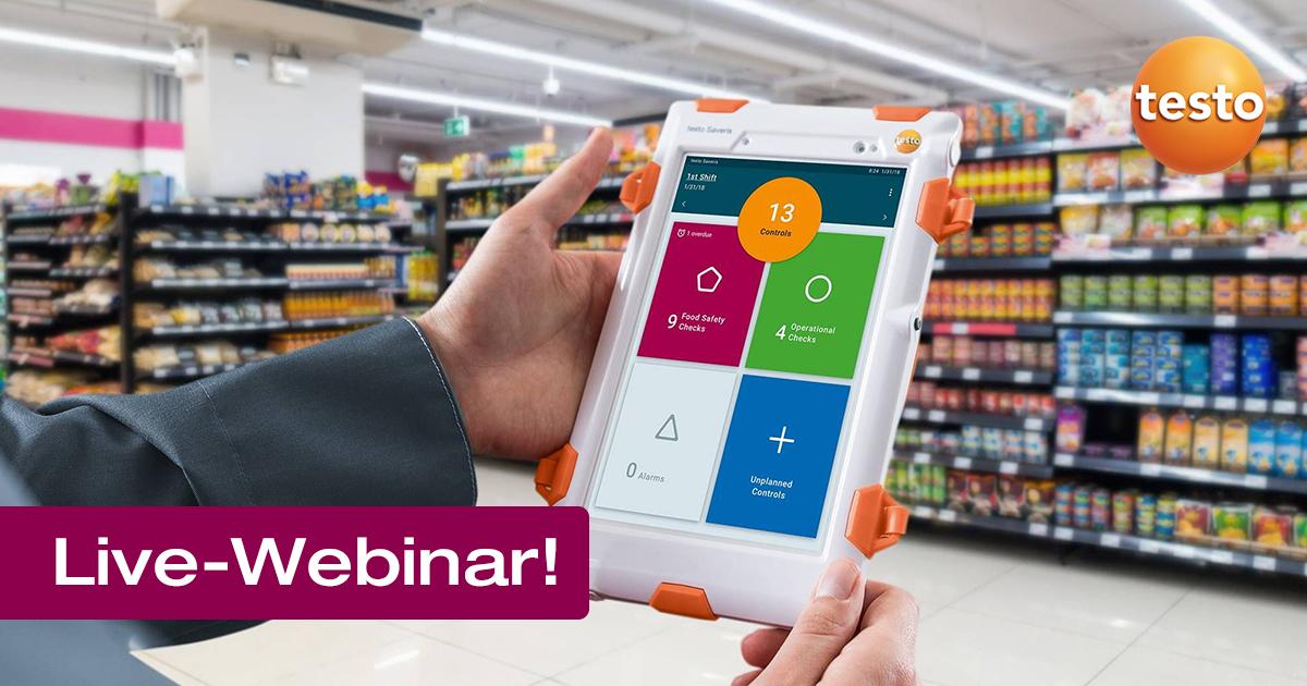 """❗Live-Webinar heute von 10:00 - 10:45 Uhr❗ """"#Qualitätsmanagement für den #Einzelhandel - Die Zukunft ist digital."""" Jetzt noch schnell kostenlos anmelden: https://t.co/KI10cUaNxe https://t.co/GlqLg8QpNx"""