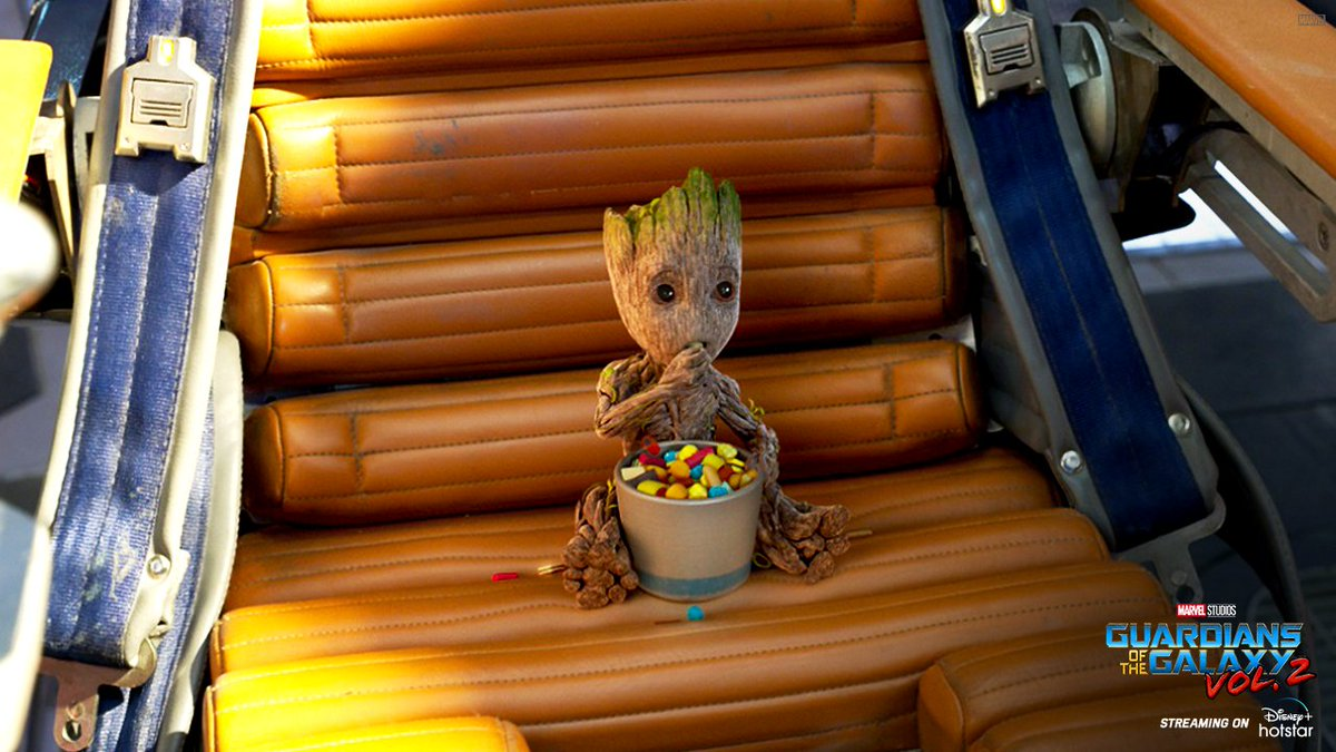 test ツイッターメディア - A Groot for every mood!Which Groot are you today? https://t.co/4pZPwdVYpV