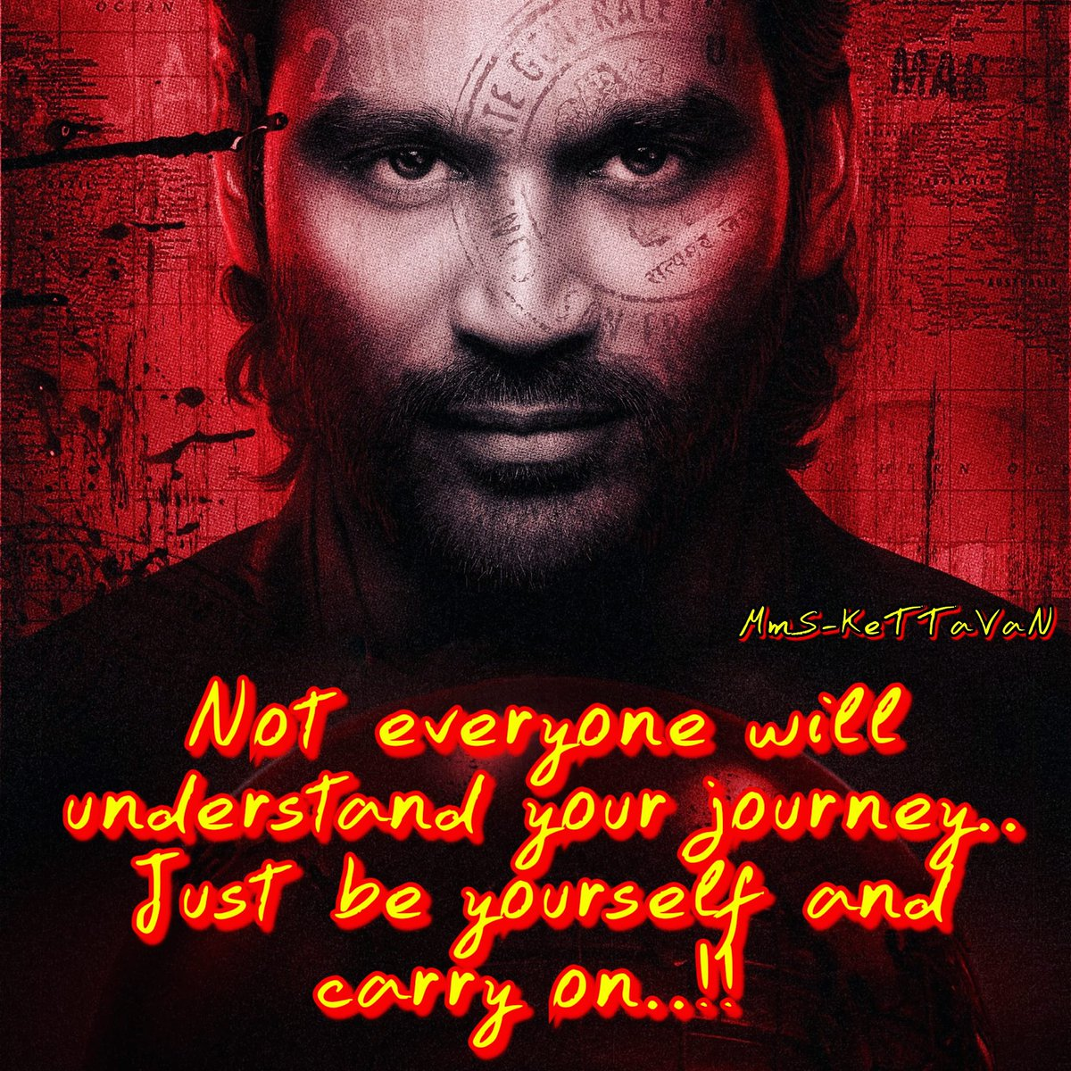 not everyone will understand your journey.. just be yourself and carry on.....!!!!!!!!! pic.twitter.com/fQExnRV9G2
