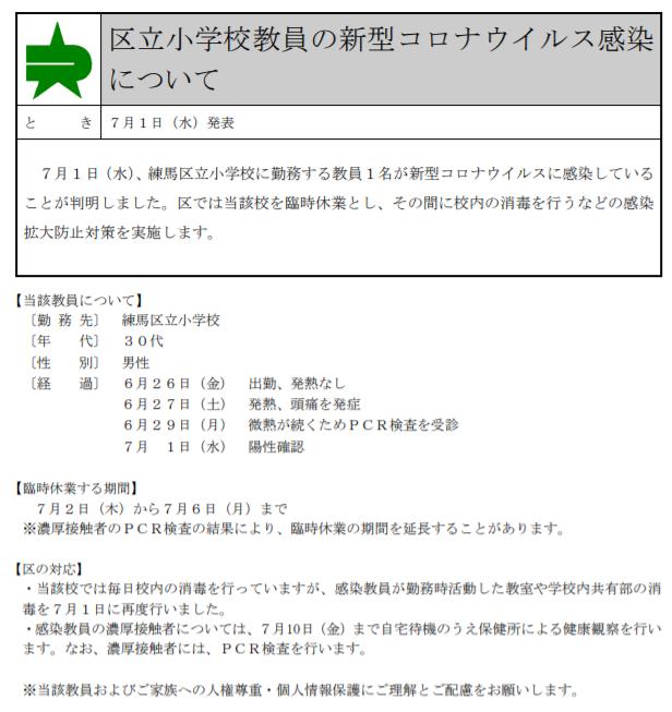 休校 練馬 区 東京都 練馬区の助け合い|ジモティー
