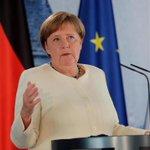 Bon vent à l'Allemagne qui débute sa présidence de l'UE. 🇪🇺🇩🇪  Ces six mois seront importants pour dépasser la crise et faire de l'#Europe un continent plus uni, plus solidaire et plus fort face aux grands défis du monde.   La France sera à ses côtés pour faire avancer l'#Europe.