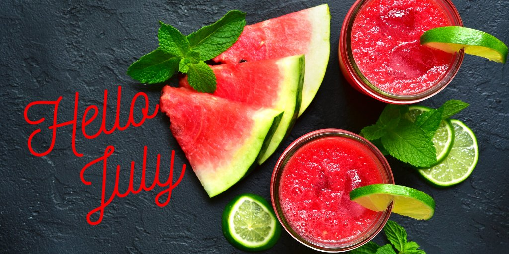 Do you know how to select a sweet, firm, juicy watermelon?🍉🍉🍉 I don't. I wish I did, I love watermelon! Please share your tips.  #hellojuly #July2020 #July #welcomejuly #happyjuly #JulyVibes #happyFriday #sunshine #summer #summertime #summervibes #socialcurator https://t.co/DxES8DTHUM