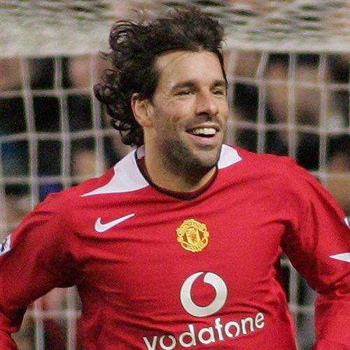 Happy Birthday Ruud Van Nistelrooy! Greatest poacher of them all.