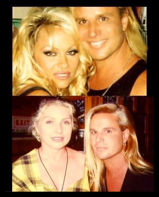 BLONDETOURAGE! Happy Birthday Pamela Anderson & Debbie Harry of Blondie! Love u both!