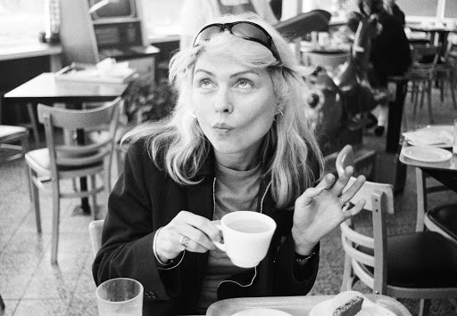 Deborah Harry\s birthday. <bows> Happy Birthday, ma\am.