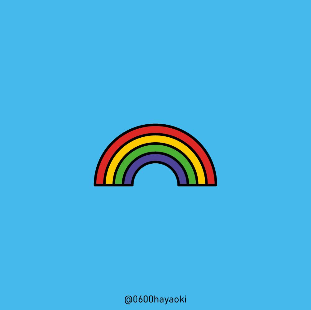 Somewhere Over the Rainbow. #illustration #イラストpic.twitter.com/47EAur5uUb