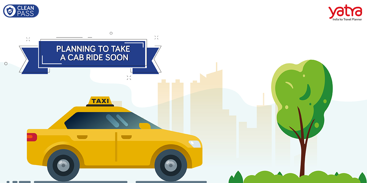 Planning to hop on a cab soon? Fret not!  Clean pass is an assurance from us that the highest safety and sanitisation measures are in place.  Check out the advantages of clean pass on cabs, and some simple measures to undertake on your part to ensure safe and stress-free travels! https://t.co/5EmMTt7SAO
