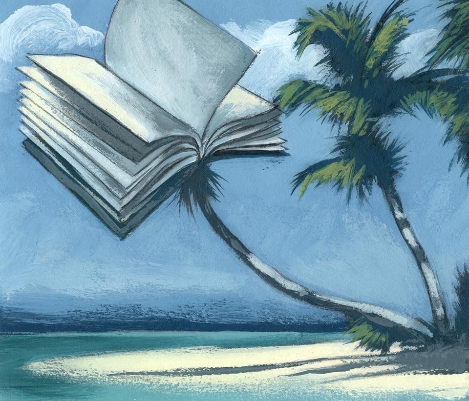 ¡#BuenosDías y #FelizMiércoles lectores! ¿Ya tenéis preparadas vuestras lecturas de verano?  #CasaLector #lectura #lectores #libros #librerías #bibliotecas #leer #VeranoLector #BienvenidoJulio Il. de @FVicente_Illust https://t.co/dCtAzfWbVA