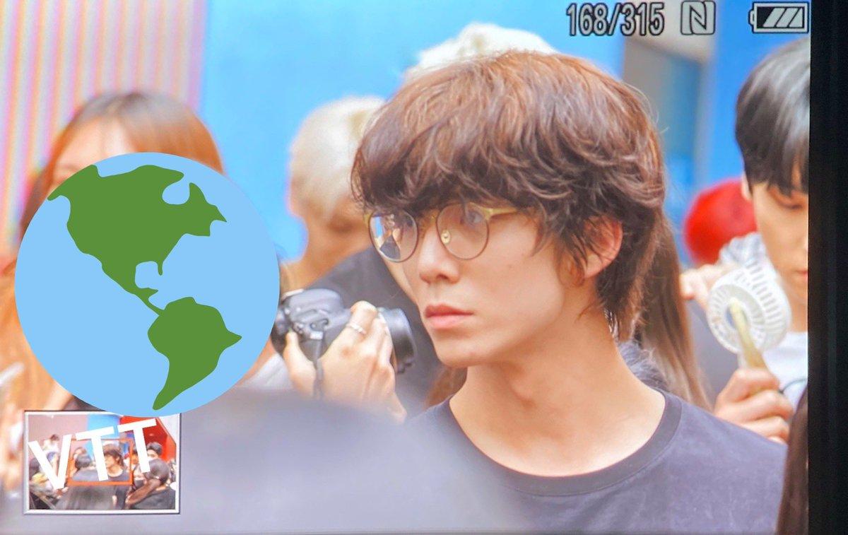 「 200701 | بريڤيو 」  هوييونق بعد تصوير Idol dabangpic.twitter.com/0xSp1JSFLF