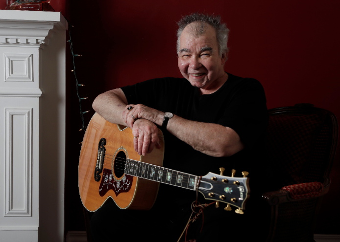 The late John Prine has been named the first honorary poet laureate of the state of Illinois, Governor J.B. Pritzker announced