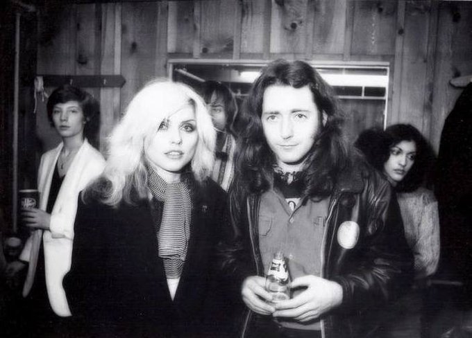 July 1st 1945, Born on this day, Deborah Harry! Happy Birthday!