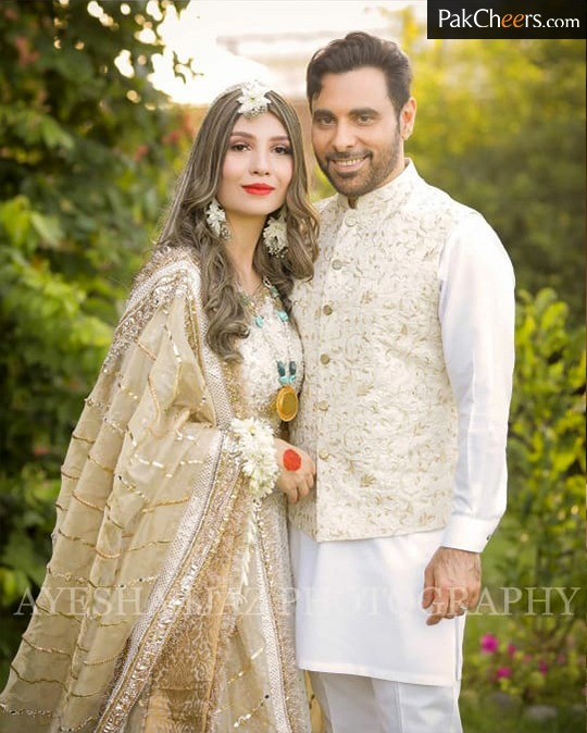 A beautiful act of Islam, Nikkah congratulation to @TheRealHaroon . #wedding #celebrity #celebritywedding #pakistanicelebrities #pakistaniwedding #pakistaniweddings #weddingfunction #weddingrituals #nikkah #nikkahfied #HaroonRashid  #celebrityweddings #pakcheers #letscelebratepic.twitter.com/cXcixSzbmw