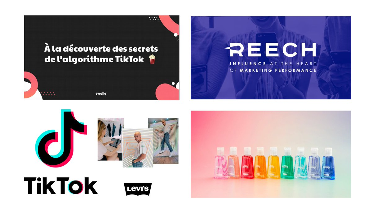 Comment utiliser #TikTok pour booster la visibilité de votre marque ? Le récap de notre dernier webinaire avec @GetSwello, @tiktok_France et @MerciHandy. #SocialMedia #InfluenceMarketing #Webinar  https://t.co/Wpv2RUwbIO https://t.co/sP590PNBNl