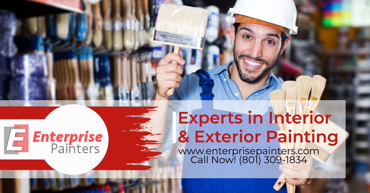 When you hire a painter without insurance, you will pay the hospital bills if anything happens while on the job, specially with painting the exterior.  Exterior Painter Centerville UT |(801) 309 1834| Enterprise Painters | https://buff.ly/3bkNqV3   #Painters #ExteriorPainters pic.twitter.com/90nqCEfhjR