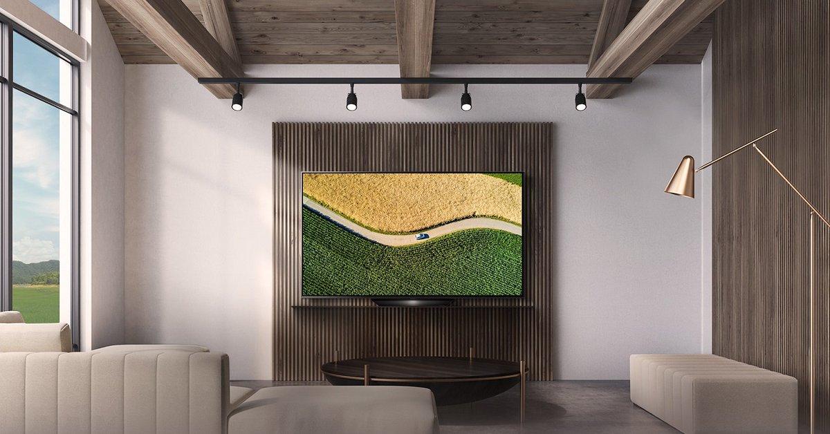 Estrena tele en verano: una Smart TV LG 4K por 319 euros menos - https://t.co/OYaQE1cdJK https://t.co/lXrPLbJHaU
