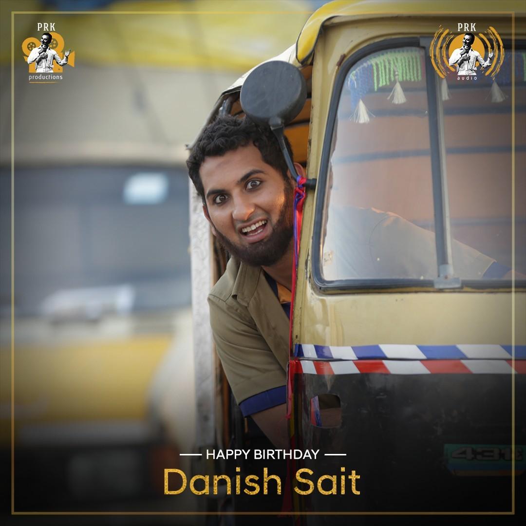 Happy Birthday @DanishSait ✨