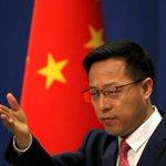 Image for the Tweet beginning: Beijing asks some U.S. media