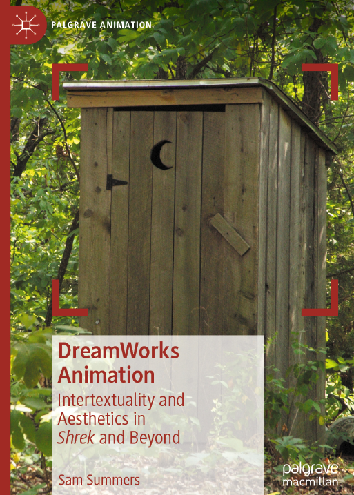 'DreamWorks Animation: Intertextuality and Aesthetics in Shrek and Beyond' by @samsummers0 has just published!  This book develops a theoretical framework to conceive of the intertextual pop culture references in Dreamworks films: https://www.palgrave.com/gp/book/9783030368500…pic.twitter.com/fCNlbhExxa