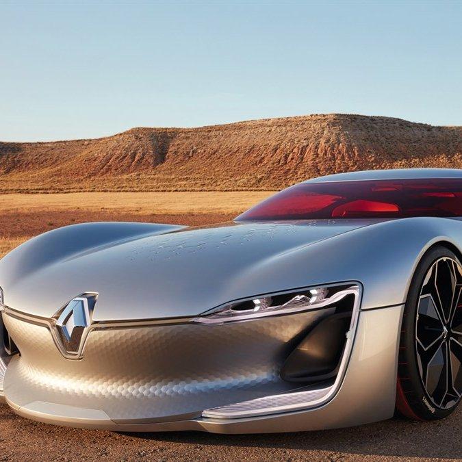 #Renault konceptna vozila predstavljaju našu viziju budućnosti. ⚡️ U kom modelu vidiš sebe za nekoliko godina? 🤔 https://t.co/Foa1c9d1Y4