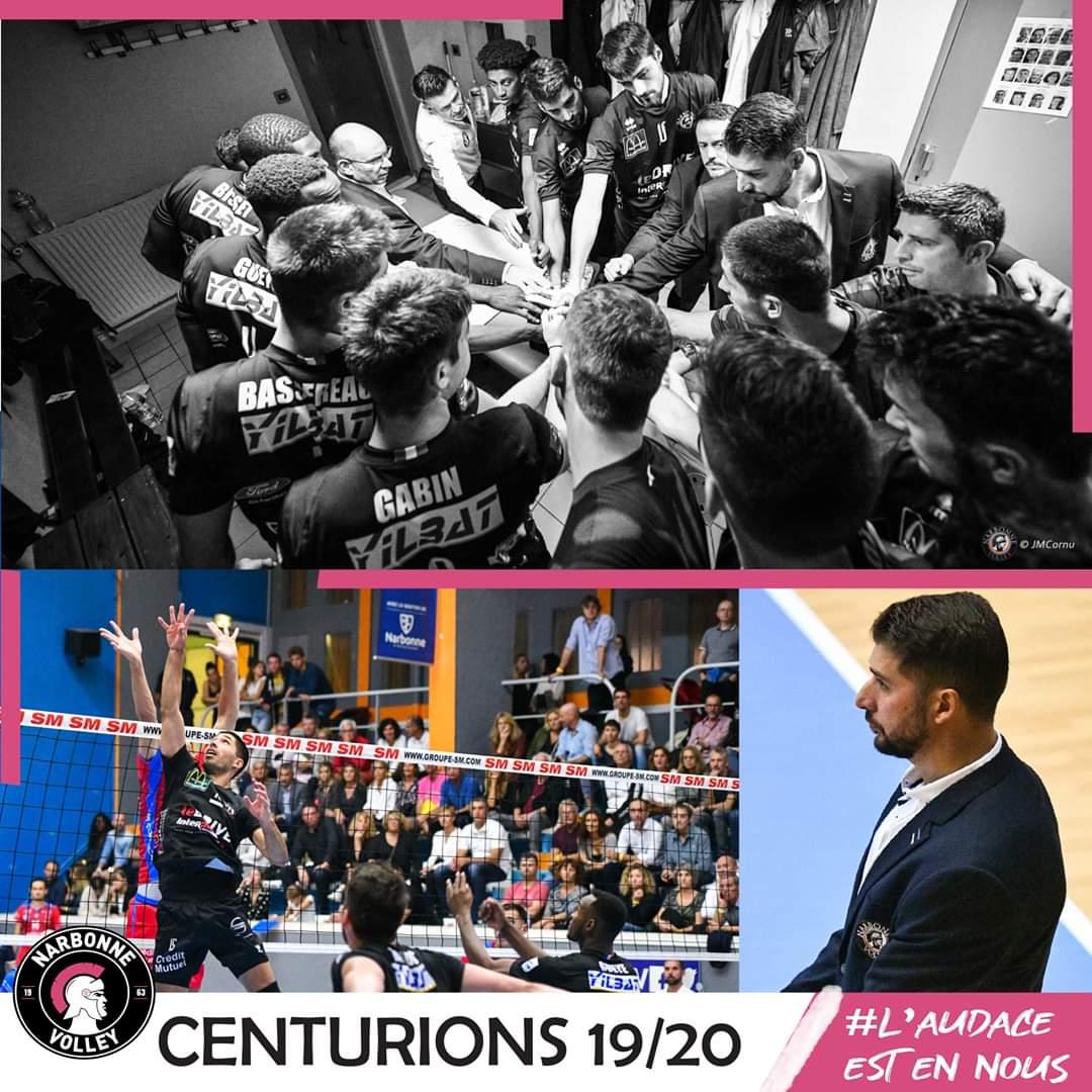 [CENTURIONS 19/20] #Souvenirs🏐❤ Retour en images sur la saison 2019-2020. Les...