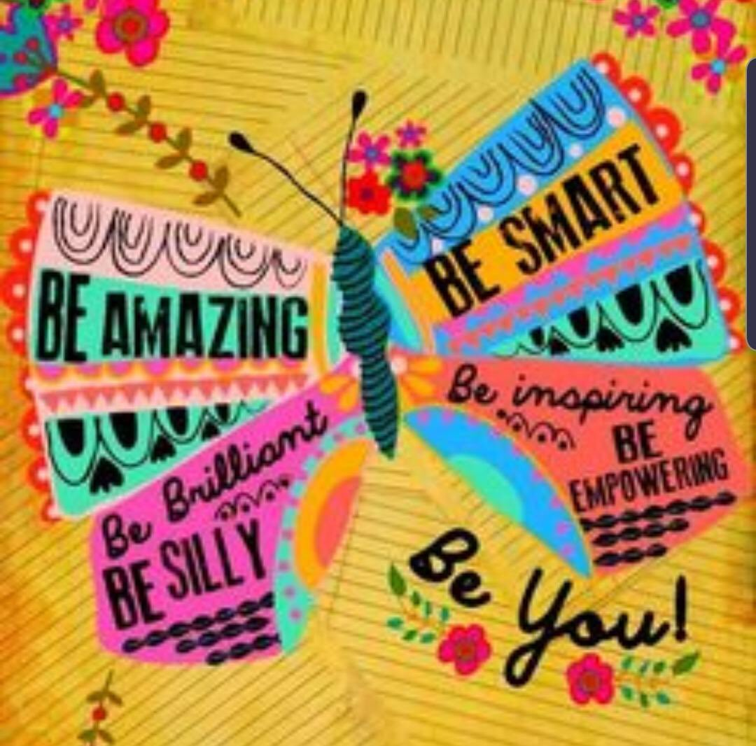 Thought for the day  #beyourself #youareamazing <br>http://pic.twitter.com/77xi8NsGqD