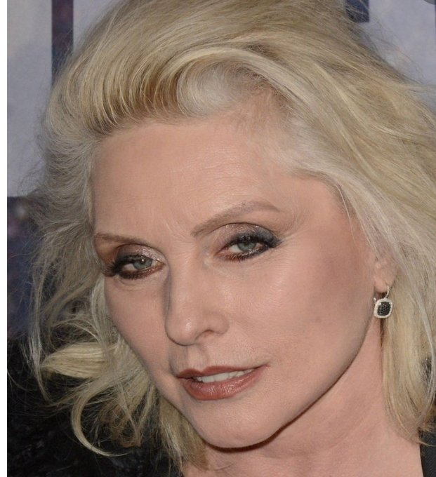Happy Birthday beautiful Debbie Harry 75 today. What a woman !! Rock Icon.