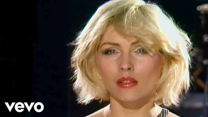 Happy Birthday to the incredible Debbie Harry