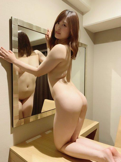 AV女優望月あやかのTwitter自撮りエロ画像17