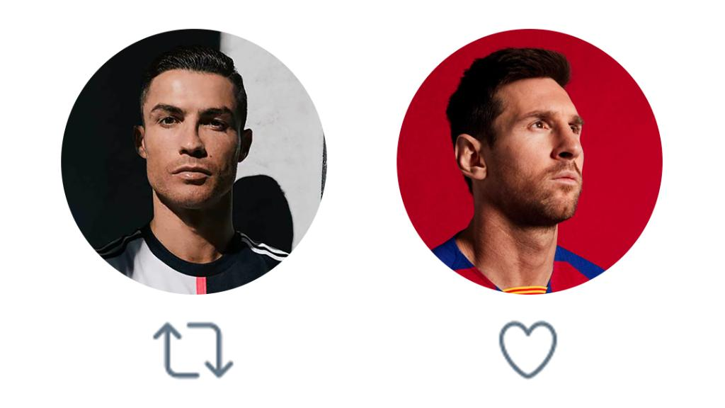 Ronaldo - 728 ⚽️  Messi - 700 ⚽️  Who is finishing their career with more goals? https://t.co/qLhT6ITtYb