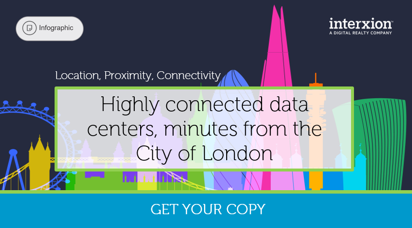 Interxion's data centre is positioned in the heart of London for ease of access, proximity to your offices, unrivalled connectivity to core service providers, #clouds and Industry scalable infrastructure. https://t.co/n3KD0Behii https://t.co/2en0m33KR9