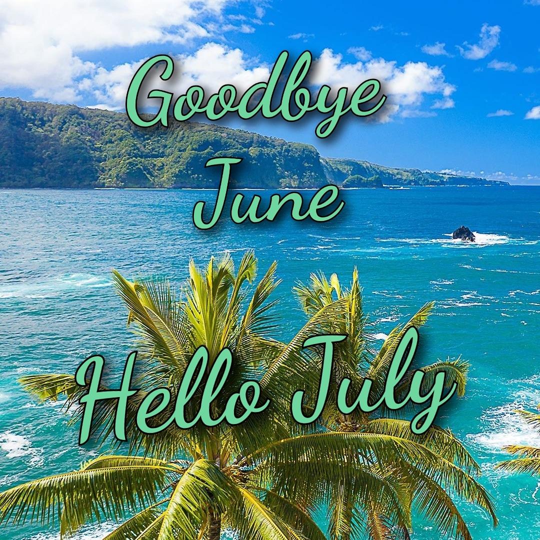 Goodbye June, Hello July! 🌺#goodbyejune #hellojuly #June #July #July2020 #summer #summertime #fun #family #familytime #aloha #lovehawaii 🌅🌞 #staysave #stayhealthystayhome https://t.co/HfBlcsdae6