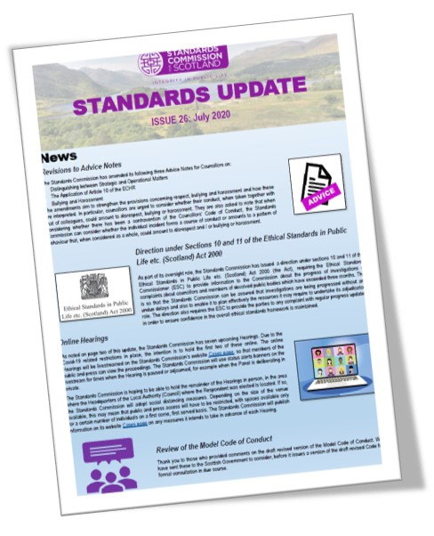 Image for Our latest Standards Update is now online and can be found here: https://t.co/WedVKBc8bZ https://t.co/e79yqty3X0