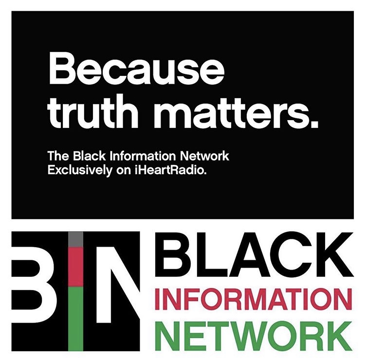 Did you hear #FrontPageNews? There's a new source for News in our community called B-I-N: Black Information Network –  it's the first and only 24x7 national and local all news for us, by us …. Listen to the The Black Information Network on the iHeartRadio App https://t.co/DXM0eWifyD