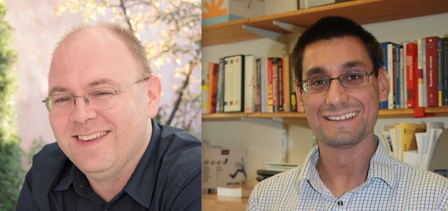Computing scientists @csperkins and @jsinger_compsci from our @GlasgowCS have signed a deal with @Rakuten_Mobile to carry out new edge computing research and create posts for a post-doctoral research assistant and two PhD students.   Read more here: https://t.co/8vjPwmCEY7 https://t.co/YE6xtZTQj7