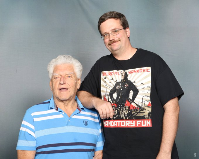 Happy 85th Birthday, David Prowse.