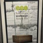 Image for the Tweet beginning: Letzte Station beim #GreenFashionWalk: @wunderwerk_eco.