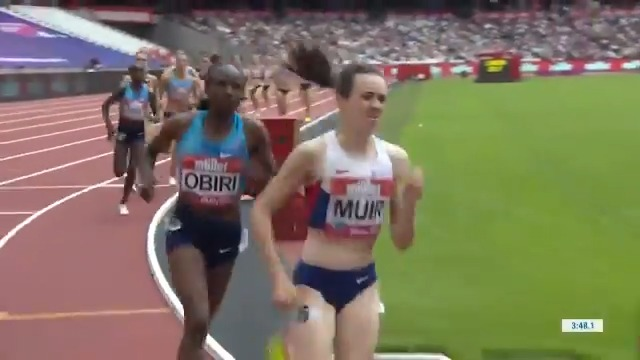 💪 World best for @TomBosworth, @Mo_Farahs last track 3000m and huge performances all round! 💥 Meeting records and world leads were top of the billing from the 2017 Muller Anniversary Games!